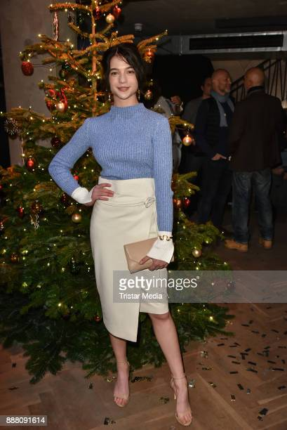 LisaMarie Koroll during the Medienboard PreChristmas Party at Schwuz at Saeaelchen on December 7 2017 in Berlin Germany