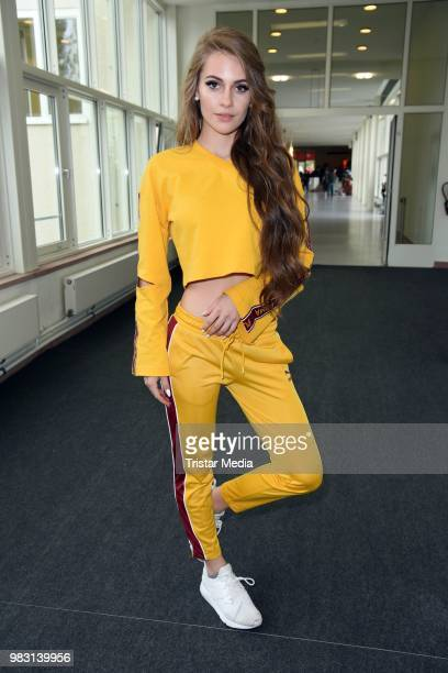 LisaMarie Schiffner attends the YOU Summer Festival 2018 on June 24 2018 in Berlin Germany