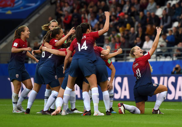 FRA: Norway v Nigeria: Group A - 2019 FIFA Women's World Cup France