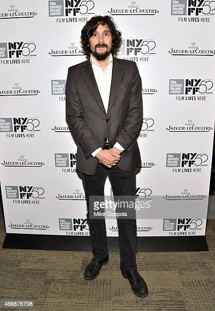Lisandro Alonso attends an evening with Richard Gere presented by Film Society Of Lincoln Center and JaegerLeCoultre during the 52nd New York Film...