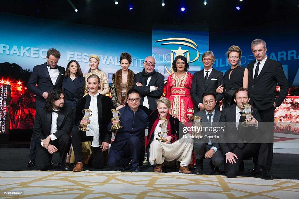 16th Marrakech International Film Festival : Day Nine