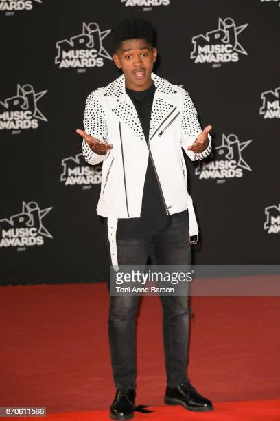 Lisandro Cuxi arrives at the 19th NRJ Music Awards ceremony at the Palais des Festivals on November 4 2017 in Cannes France