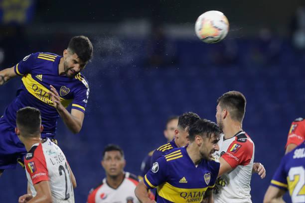 ARG: Boca Juniors v Caracas - Copa CONMEBOL Libertadores 2020
