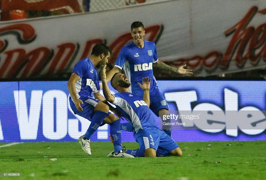 Independiente v Racing Club - Torneo Transicion 2016