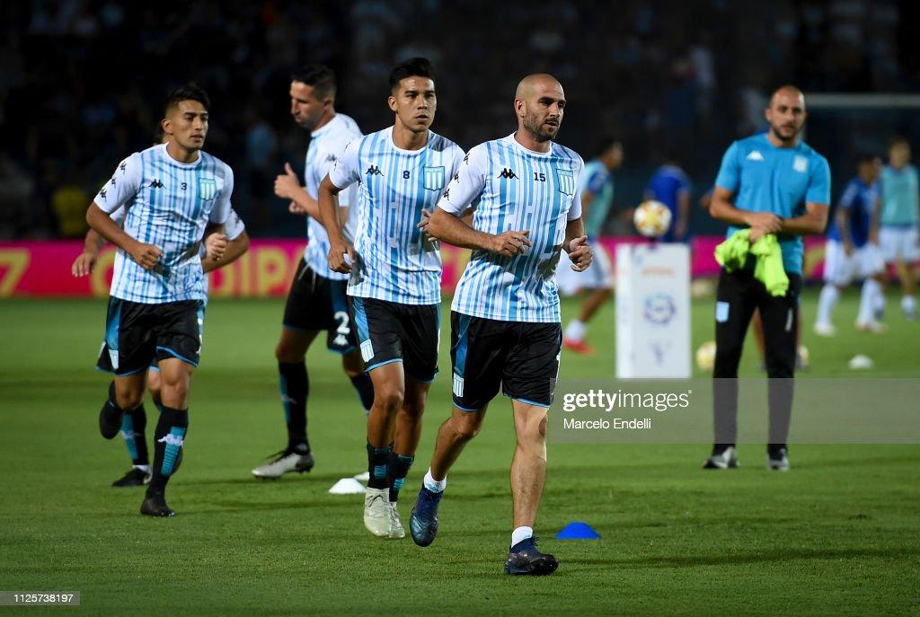 ARG: Racing Club v Godoy Cruz - Superliga 2018/19