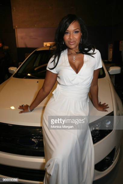 LisaRaye attends the 14th Annual Urban Wheel Awards at The Soundboard Motor City Casino on January 12 2010 in Detroit Michigan