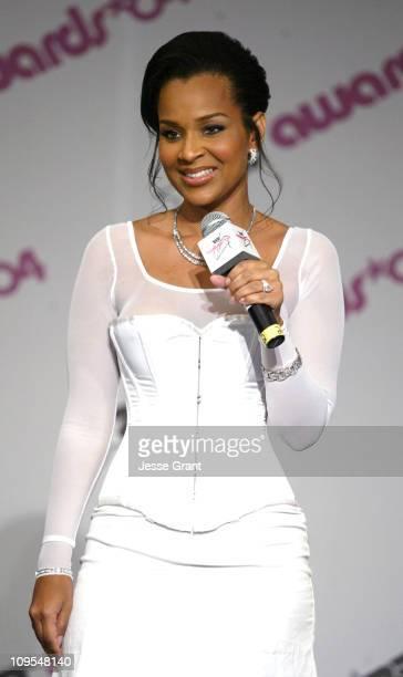 LisaRaye during 4th Annual BET Awards Media Room at Kodak Theatre in Hollywood California United States
