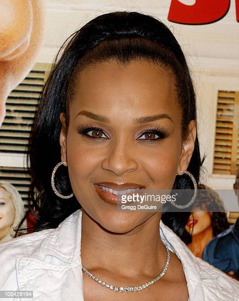 LisaRaye during Beauty Shop World Premiere Arrivals at Mann National Premiere in Westwood California United States