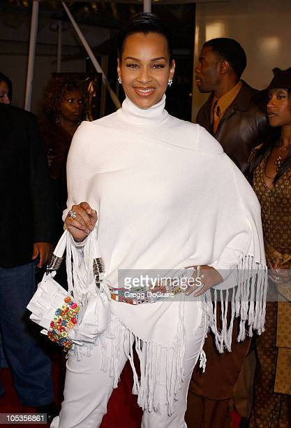 LisaRaye during Ray Los Angeles Premiere Arrivals at Cinerama Dome in Hollywood California United States