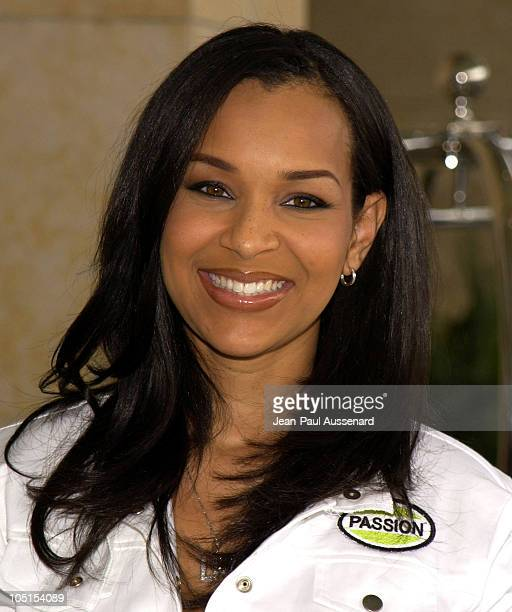 LisaRaye during Television Critics Association UPN Day Arrivals at Renissance Hotel in Hollywood California United States