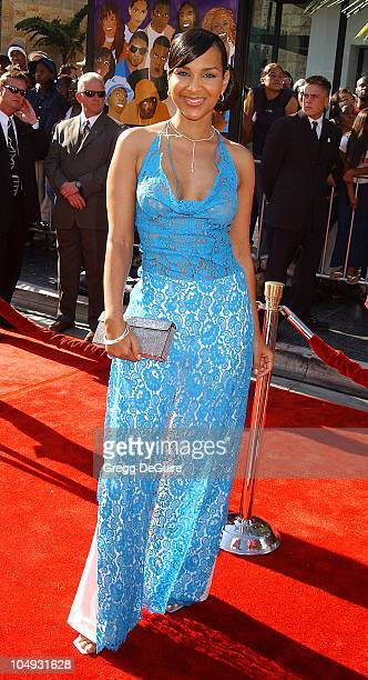 LisaRaye during The 2nd Annual BET Awards Arrivals at The Kodak Theater in Hollywood California United States