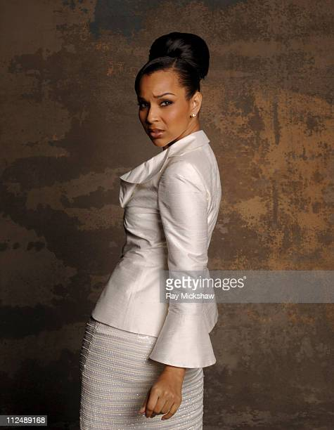 LisaRaye during The 36th Annual NAACP Image Awards Portraits at Dorothy Chandler Pavillion in Los Angeles California United States