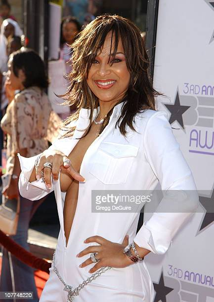 LisaRaye during The 3rd Annual BET Awards Arrivals at The Kodak Theater in Hollywood California United States