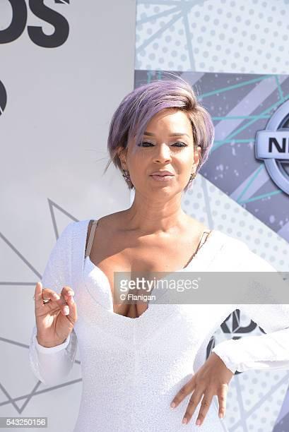 Lisa Raye 2016 Bet Awards