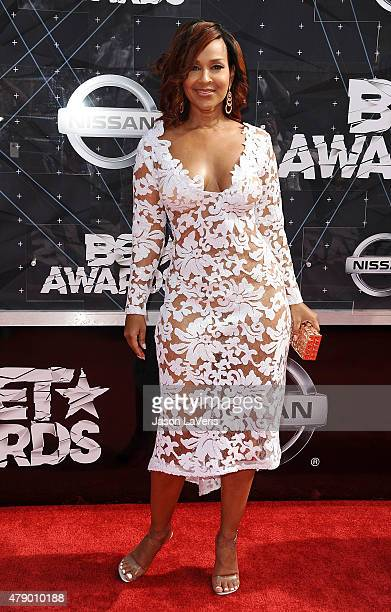 LisaRaye McCoyMisick attends the 2015 BET Awards at the Microsoft Theater on June 28 2015 in Los Angeles California