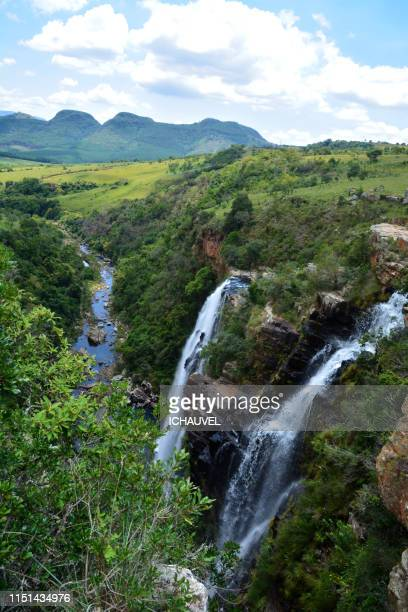 lisbon falls south africa - mpumalanga province stock pictures, royalty-free photos & images