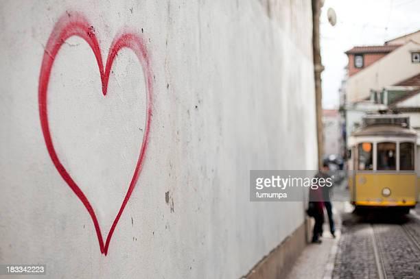 Lisbon , in love