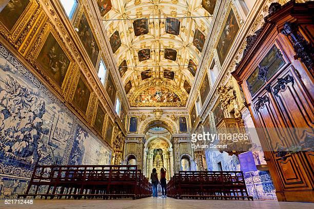 Lisbon, Madre Deus Church