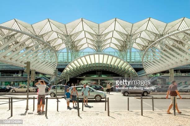 Lisbon Orient Station, Lisbon, Portugal,