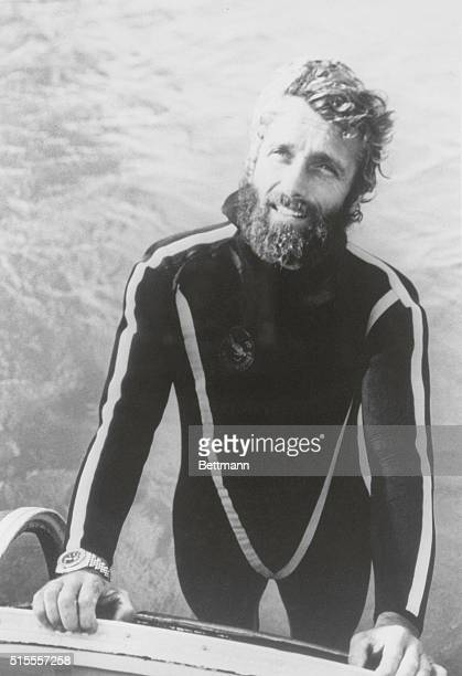 Phillipe Cousteau the son of French oceanographer Jacques Cousteau was killed 6/28 in a plane crash Seven passengers escaped from the World War II...
