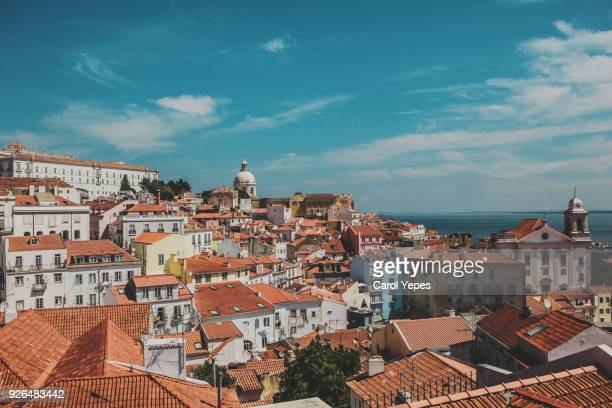 Lisbon Rooftops views