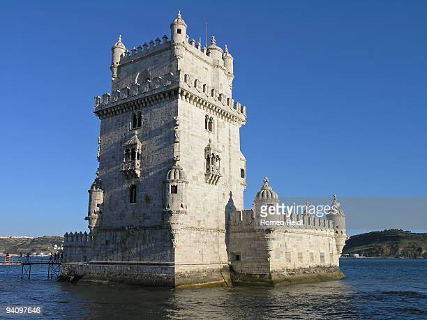 Lisbon the Belém Tower