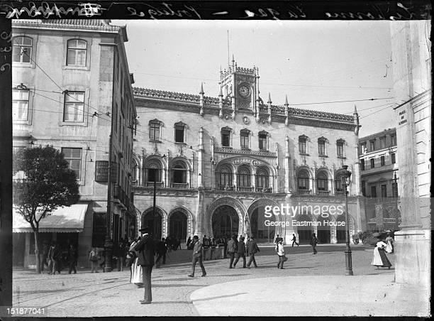 Lisbonne la gasPortugal between 1900 and 1919