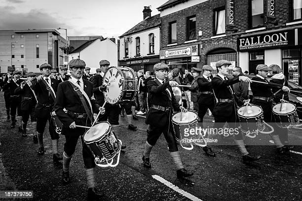 Lisburn Band Parade - U.V.F 1912 East Belfast (Cro