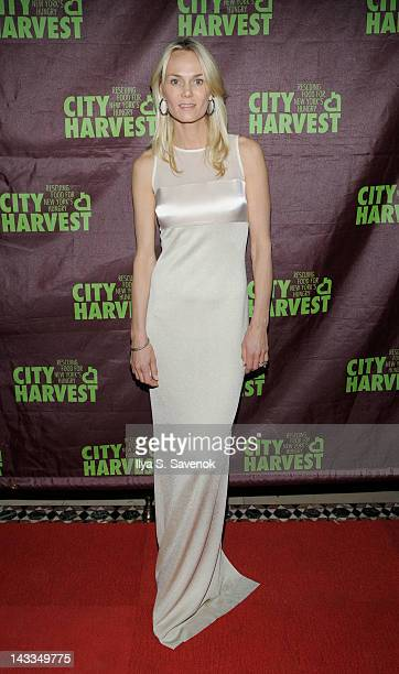 Lise Evans attends 18th annual An Evening of Practical Magic at Cipriani 42nd Street on April 24 2012 in New York City