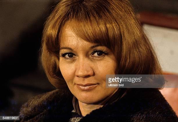 Liselotte Pulver * Actress Switzerland around 1970