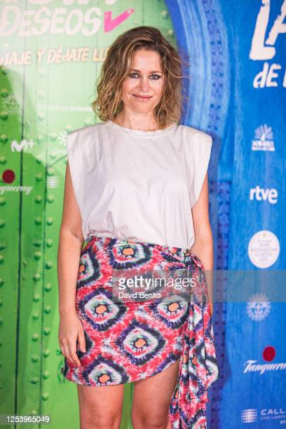 Lisi Linder attends 'La Lista de Los Deseos' Madrid Premiere photocall at Callao City Lights cinema on July 2 2020 in Madrid Spain This is the first...