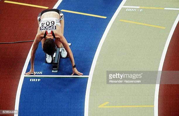 Lissabon; FRAUEN/200m; Birgit ROCKMEIER/GER
