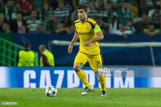 Lissabon Portugal UEFA Champions League 2016/17 Season Group F Matchday 3 Sporting Clube de Portugal BV Borussia Dortmund Christian Pulisic