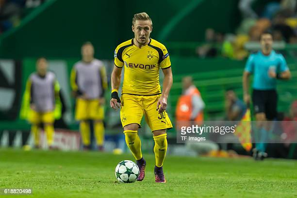 Lissabon Portugal UEFA Champions League 2016/17 Season Group F Matchday 3 Sporting Clube de Portugal BV Borussia Dortmund Felix Passlack
