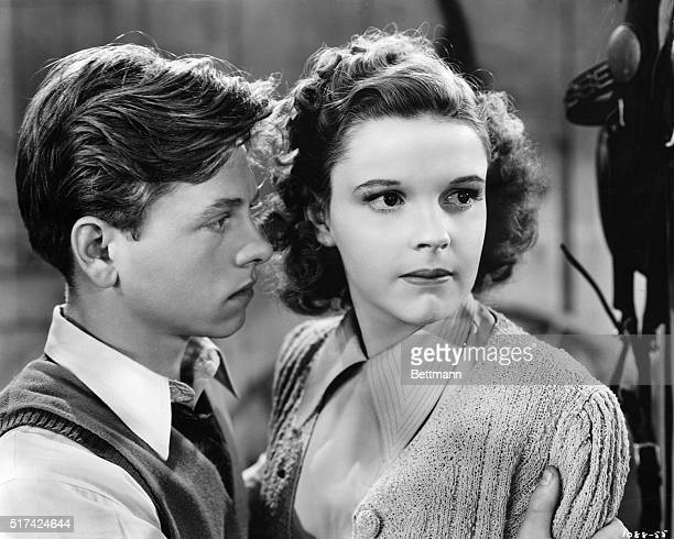Listen honey you've just got to understand Mickey Rooney pleads with Judy Garland in this scene for Babes in Arms i'm doing it for the good of the...