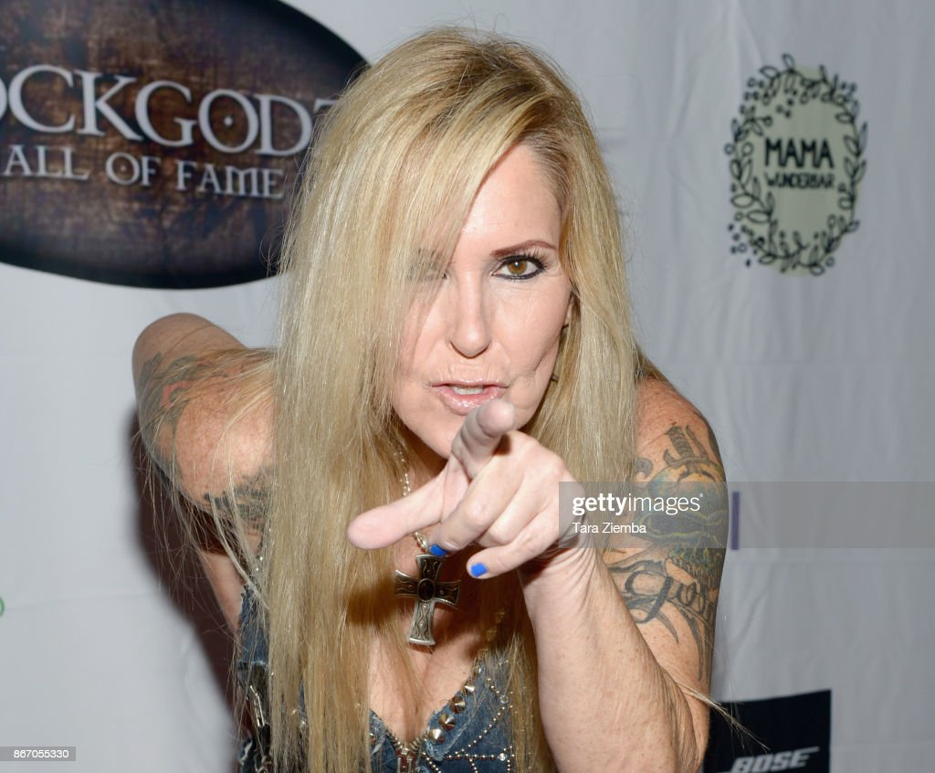 5th Annual Rock Godz Hall Of Fame Awards - Press Room