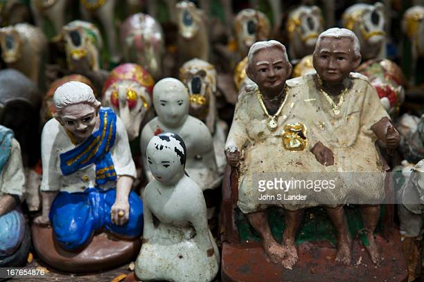 Literally hundreds of penises or rather phallus statue or statuettes from small wooden carvings to big stone sculptures that stand ten feet tall and...