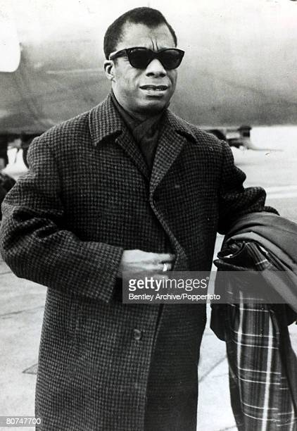 1965 African/American author James Baldwin James Baldwin born in Harlem often wrote about racism and homosexuality and as a selfconfessed homosexual...