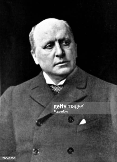 circa 1900's Henry James USborn novelist who lived in Europe for much of his life and became a British subject a year before he died His works dealt...