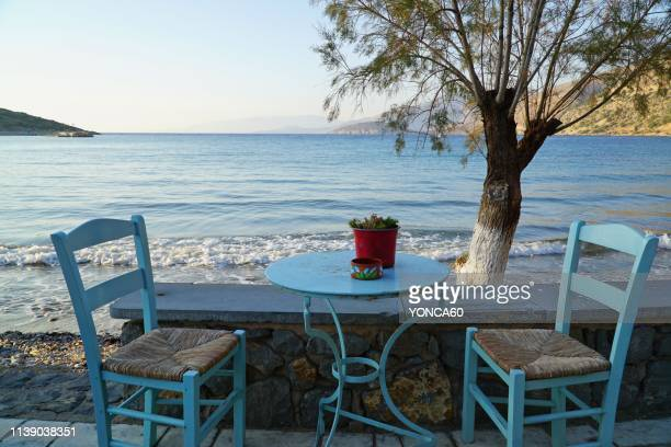 lithi, chios - greek islands stock pictures, royalty-free photos & images