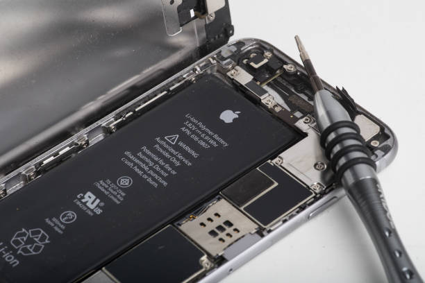 mobile phone battery replacement