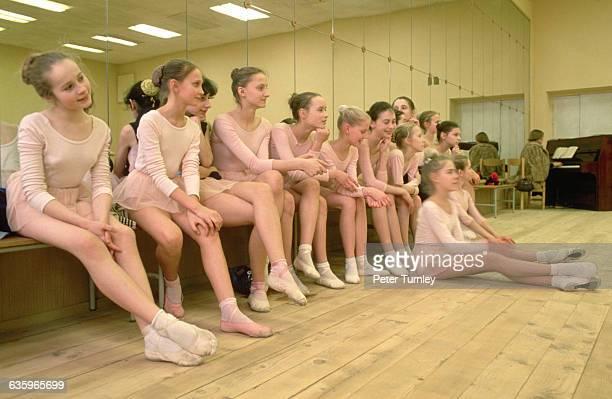 Lithuanian Ballet Class