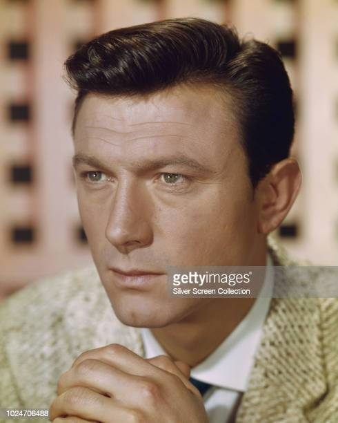 Lithuanianborn actor Laurence Harvey circa 1965