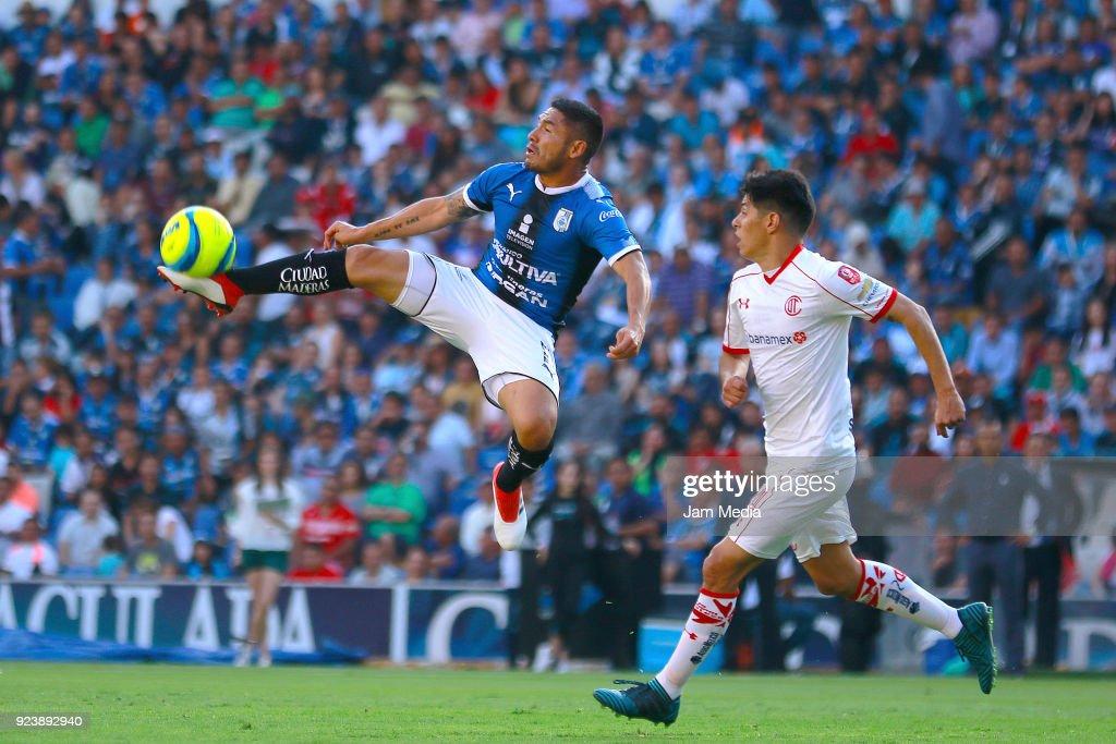 Queretaro v Toluca - Torneo Clausura 2018 Liga MX