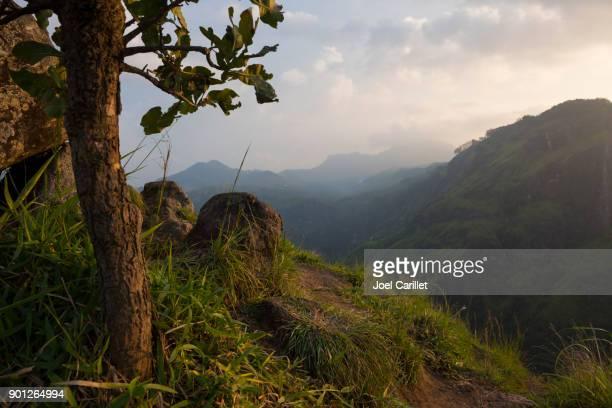 Weinig Adam's Peak in Ella, Sri Lanka