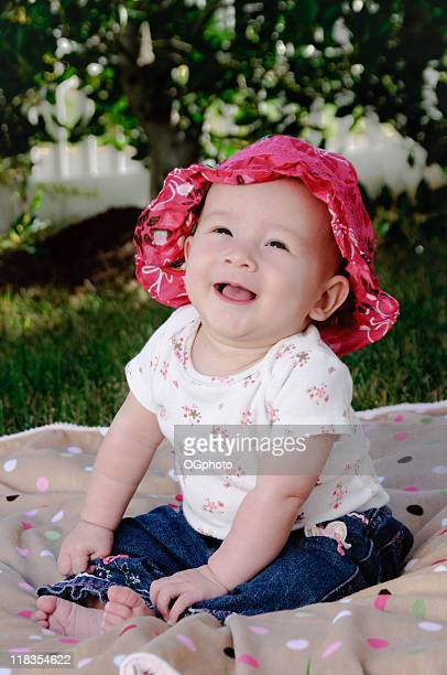 little oriental girl - ogphoto stock photos and pictures