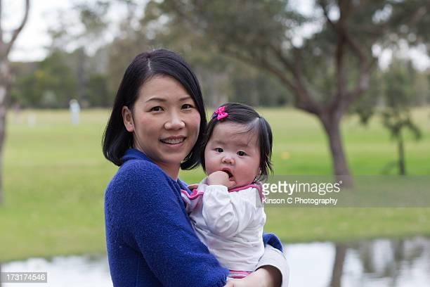 Little baby & Mummy @ Parramatta Park
