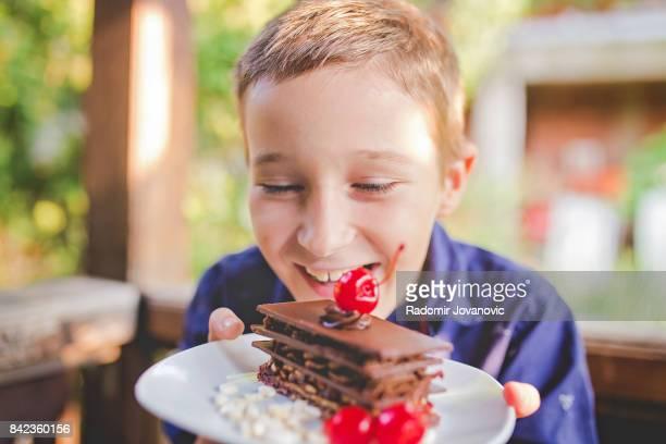 Little Boy, Big Cake