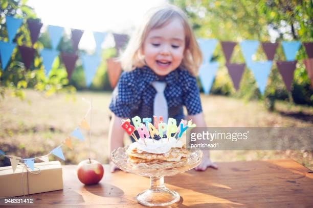 menino celebrando festinha de aniversário - birthday candles - fotografias e filmes do acervo