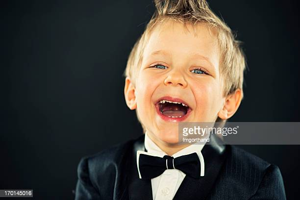 little boy in bow tie - imgorthand stock photos and pictures